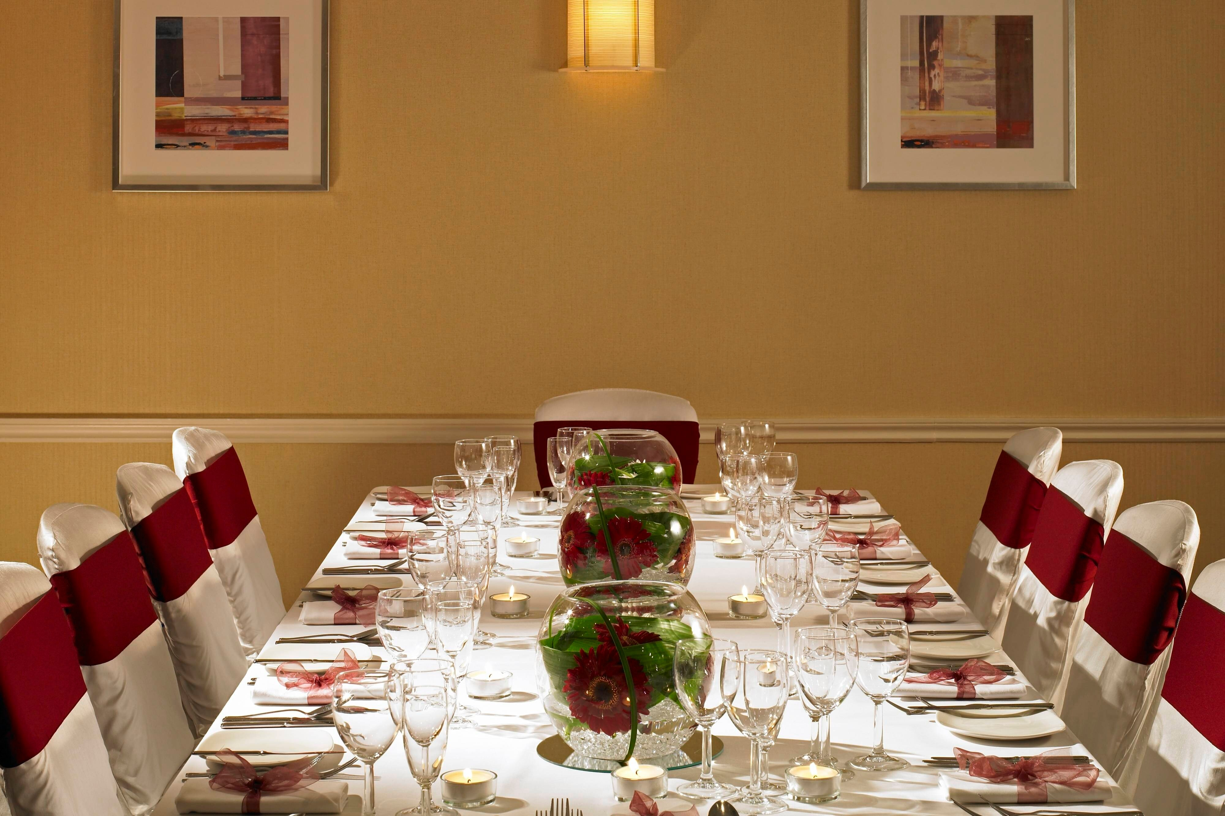 Private Dining Venues, Waltham Abbey