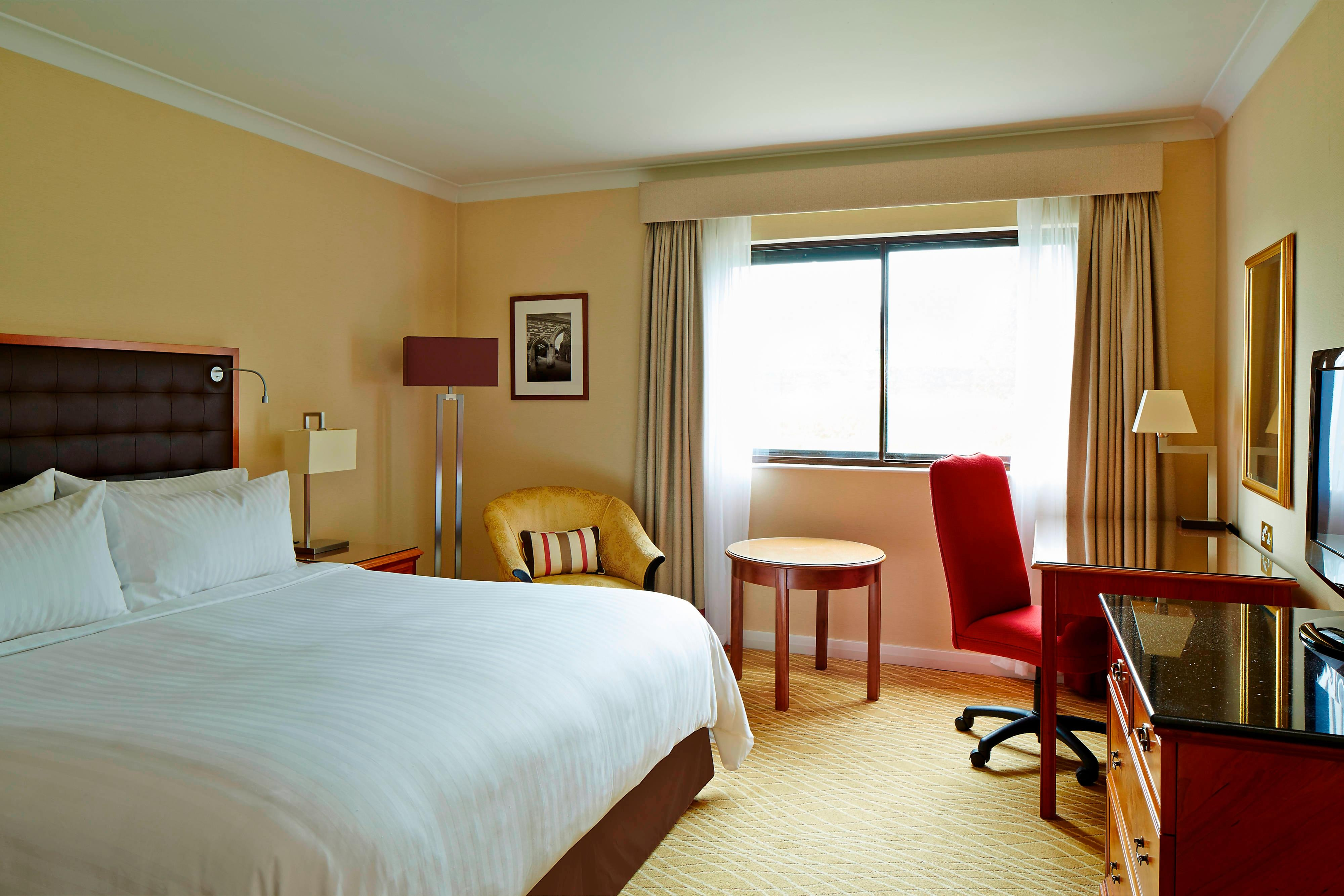Waltham Abbey Marriott Guest Room