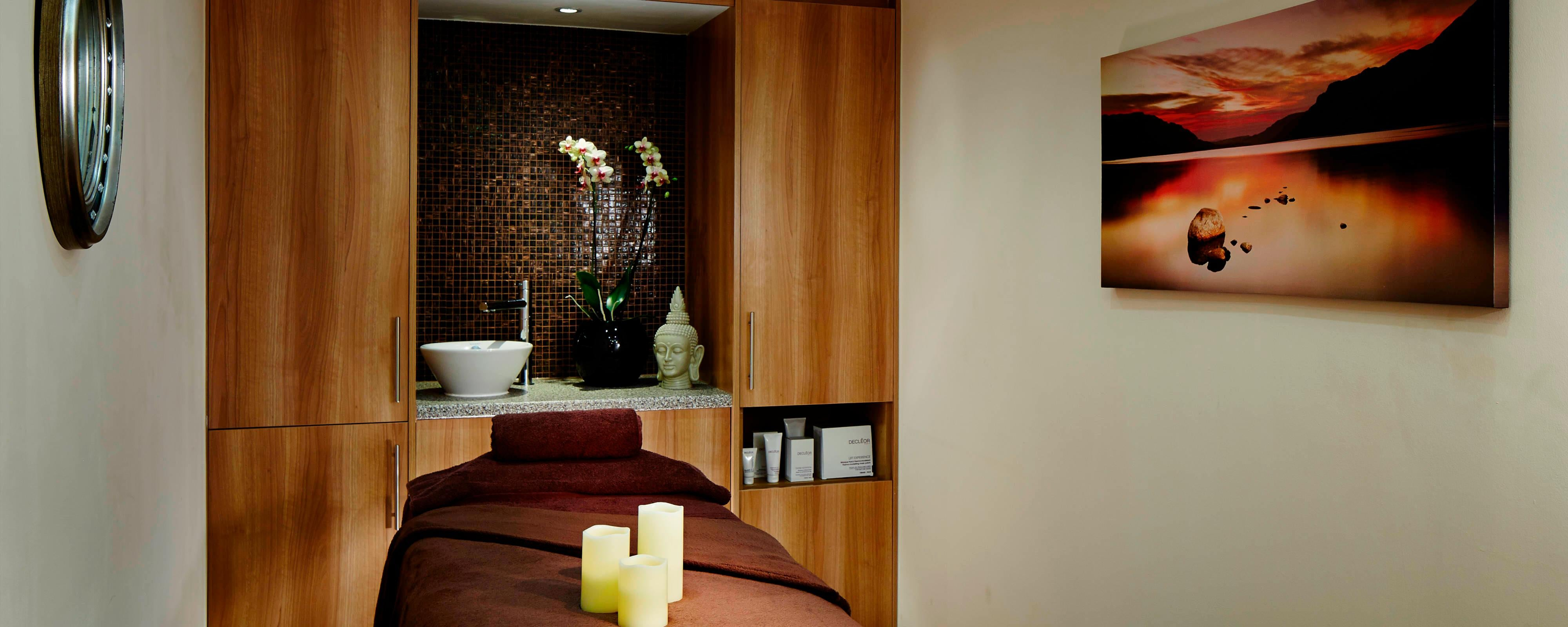Marriott Waltham Abbey Spa Deals