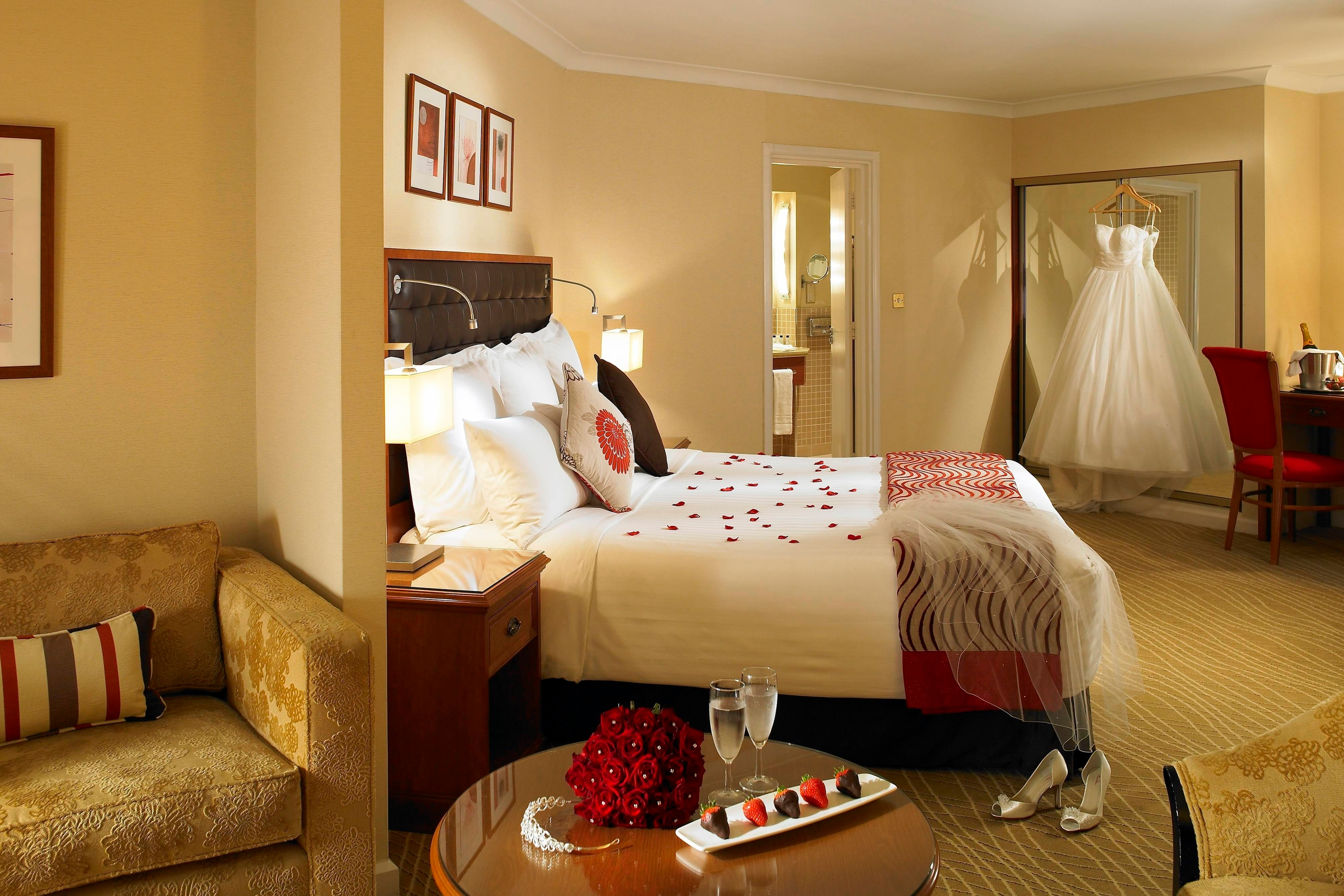 Bridal Suite, Waltham Abbey Marriott