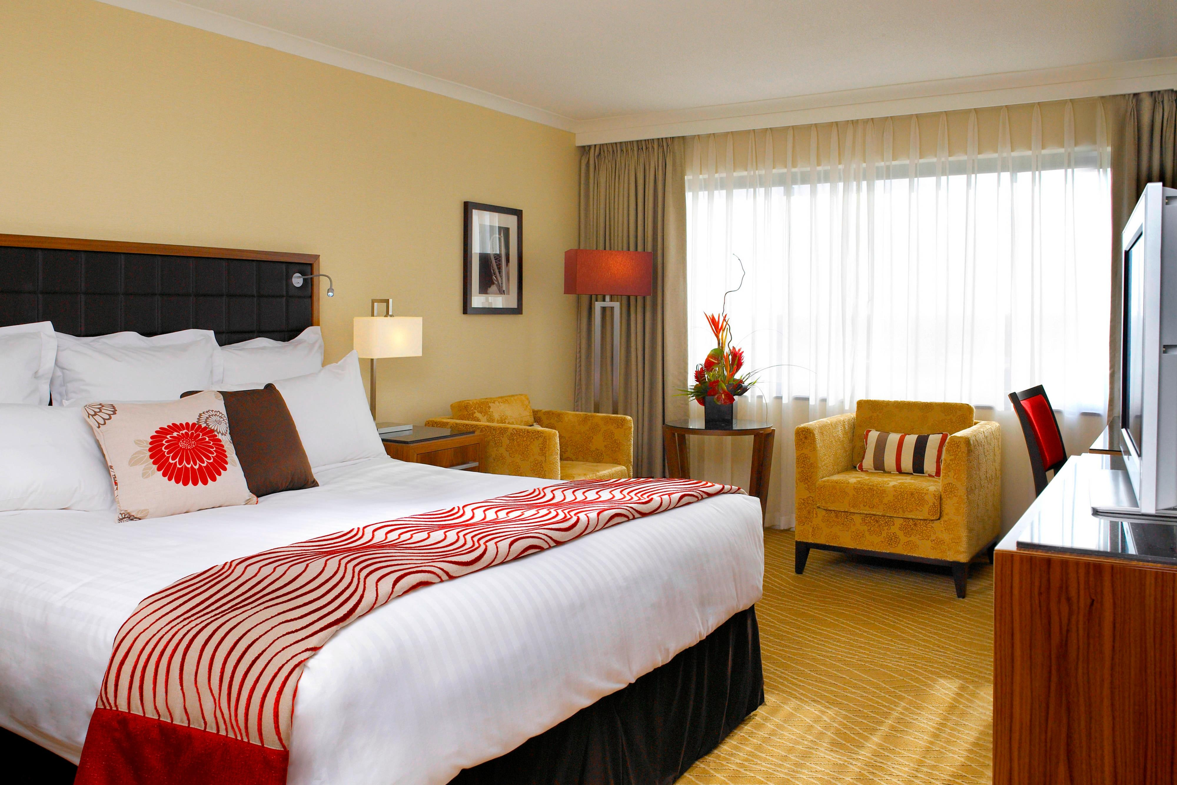 Executive Bedroom, Waltham Abbey Marriott