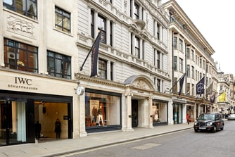 Belstaff Bond Street London
