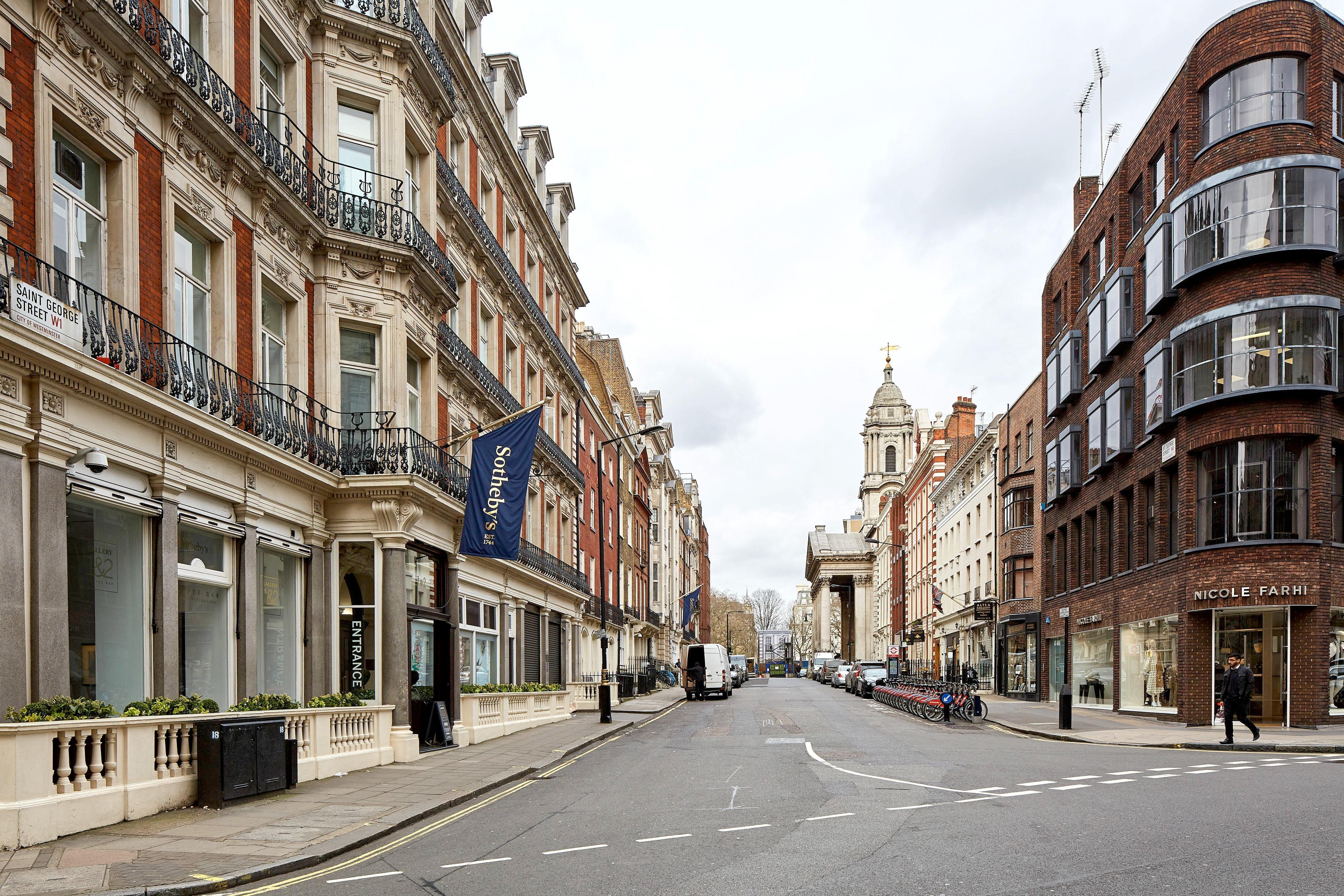 Saint George Street London
