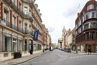 Saint George Street London