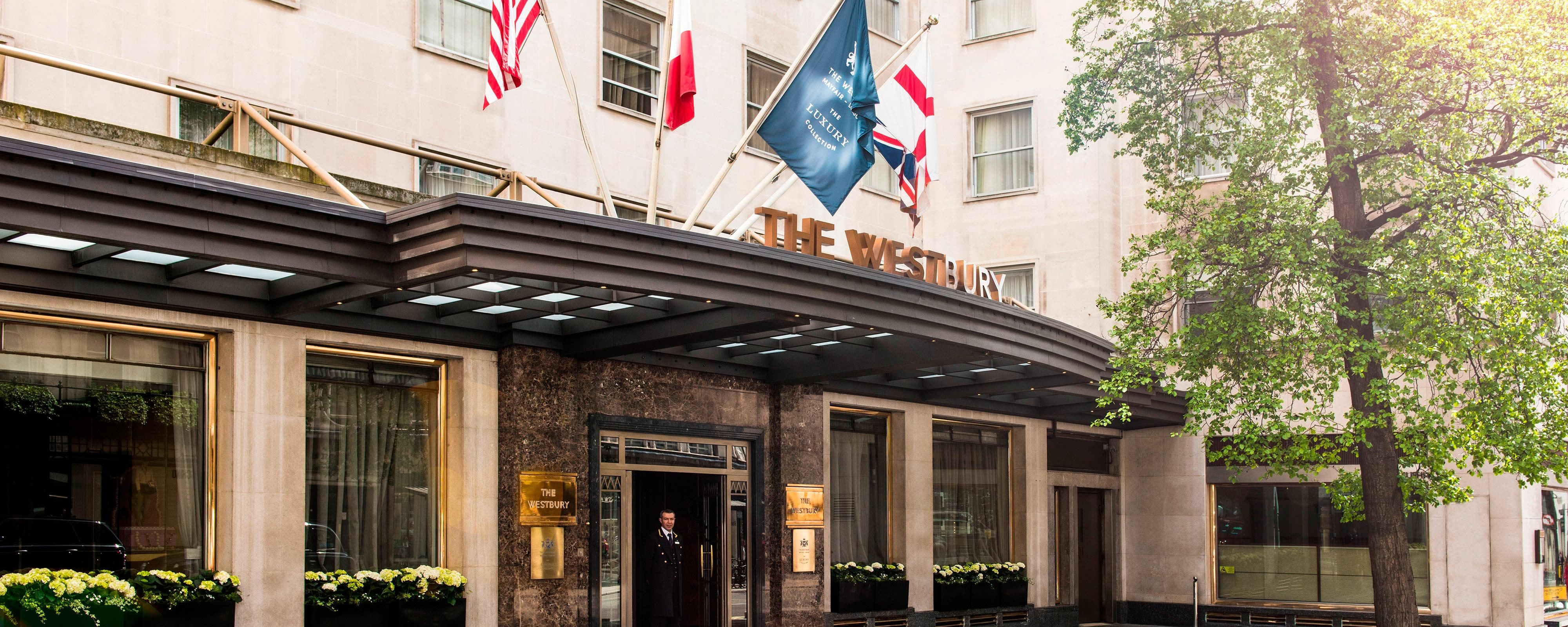Luxury Hotels & Resorts in London | The Westbury Mayfair, a