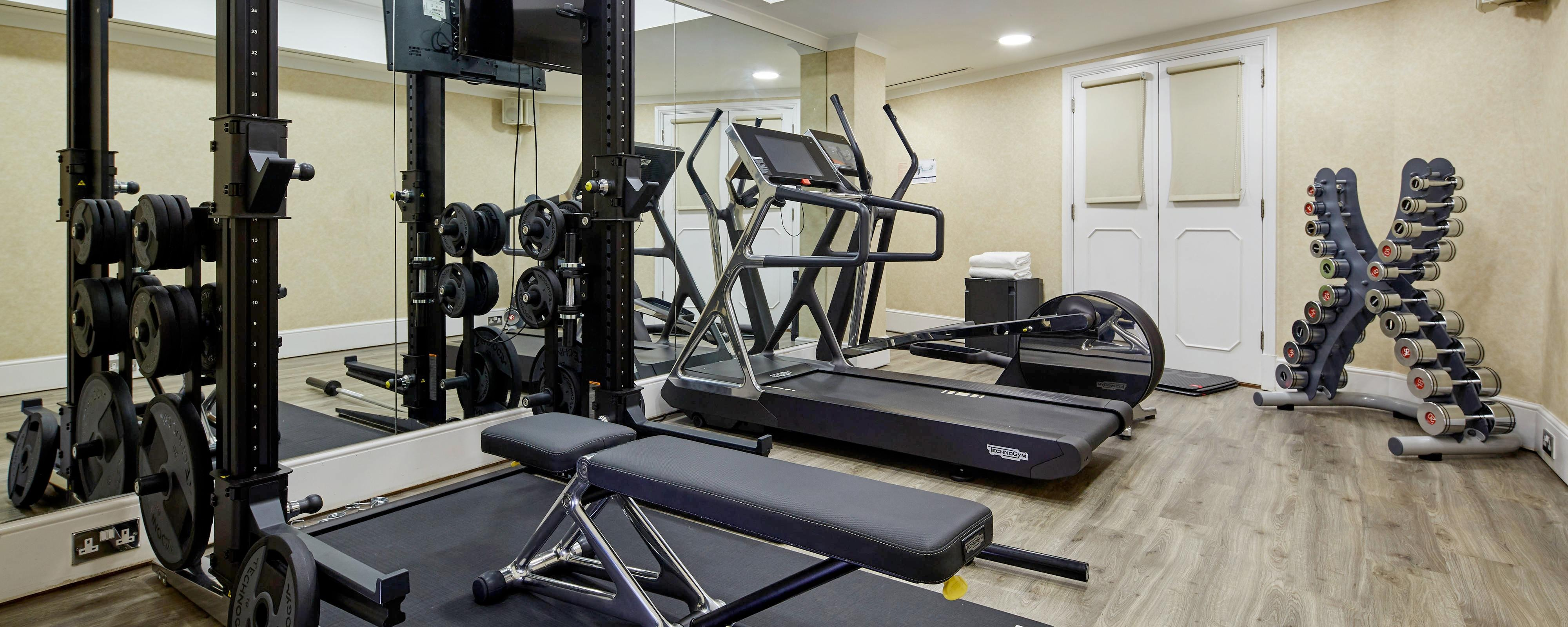 Hotel gym recreation the westbury mayfair a luxury collection