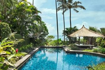 Beachfront Villa Private Pool