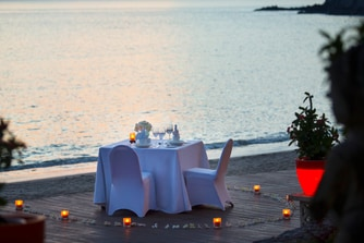 Sunset Romantic Dinner