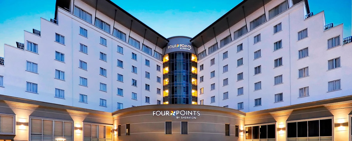 Business Leisure Hotel In Lagos Four Points By Sheraton