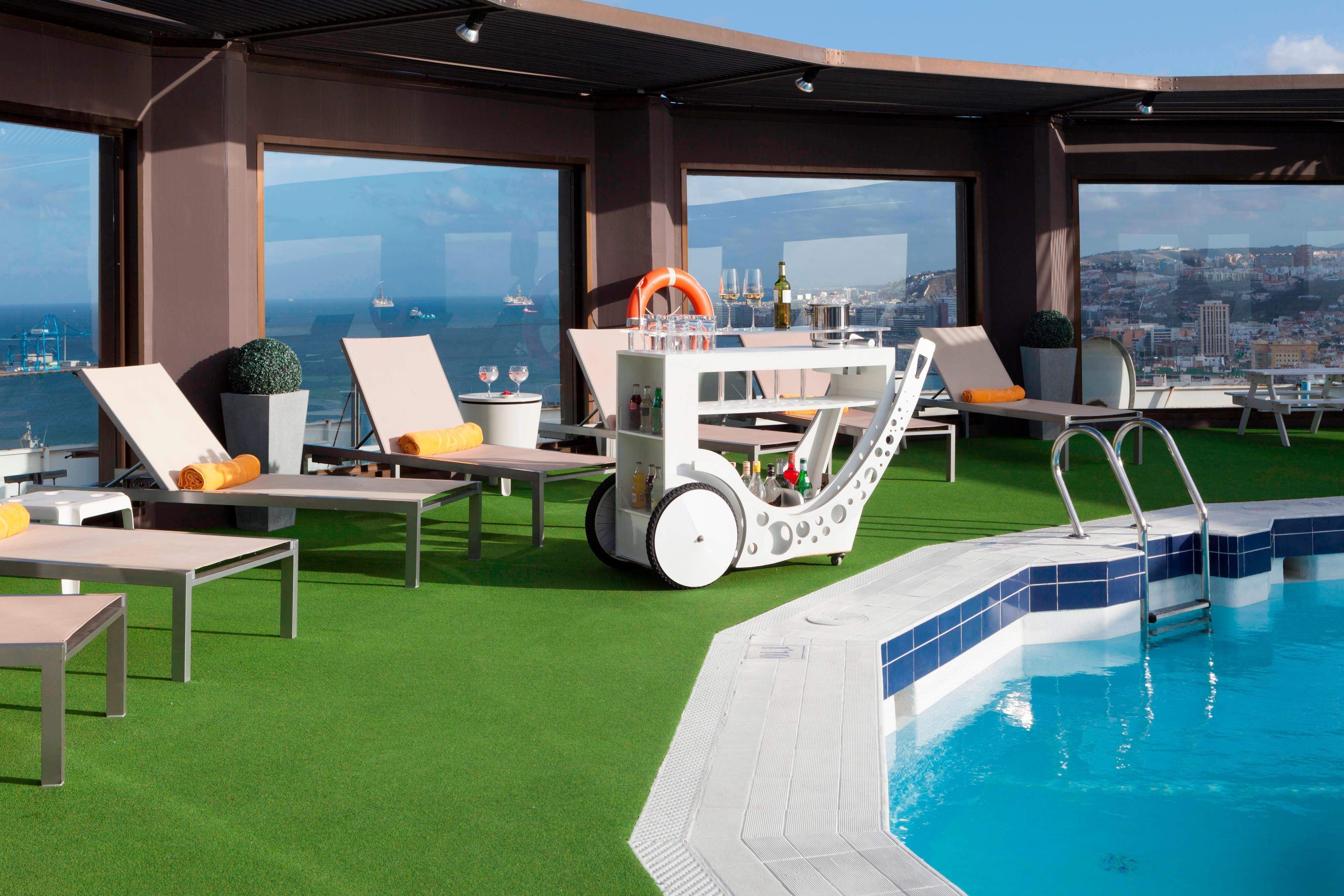 Piscina del Hotel AC Gran Canaria