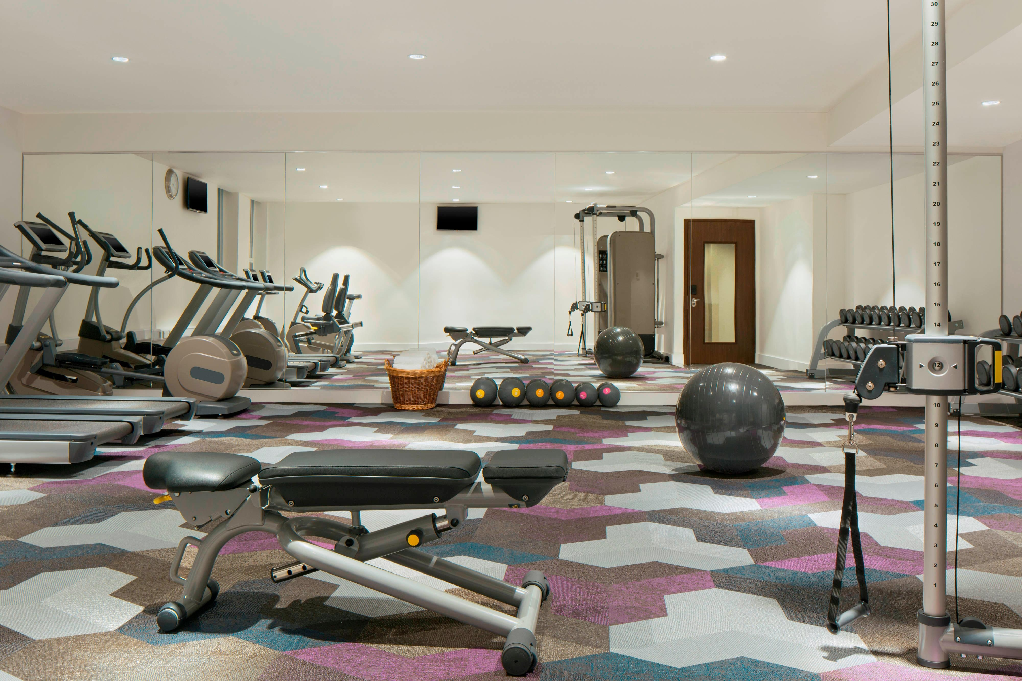 RechargeSM Gym