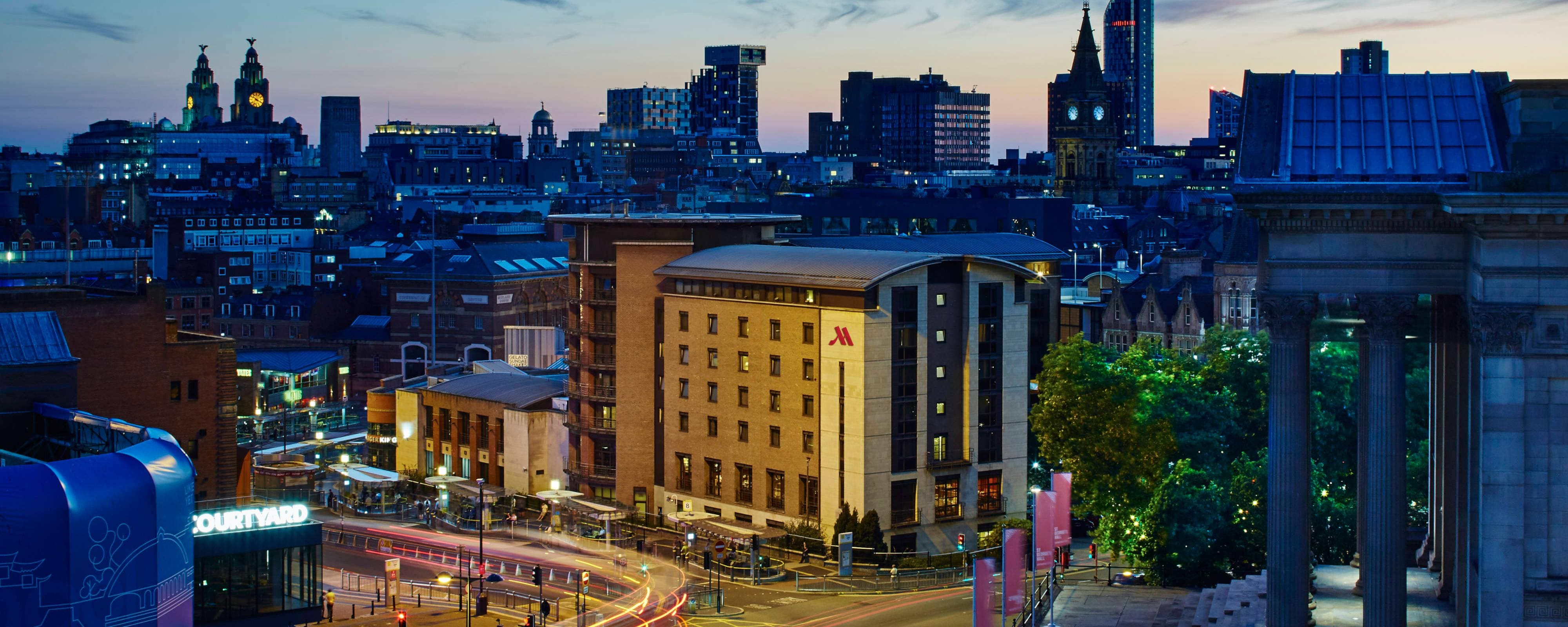 Hotels In Boston >> Hotel in Liverpool City Centre | Liverpool Marriott Hotel City Centre