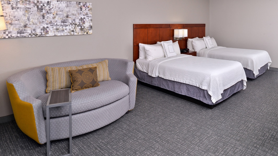 Courtyard by Marriott Laredo Guest Room