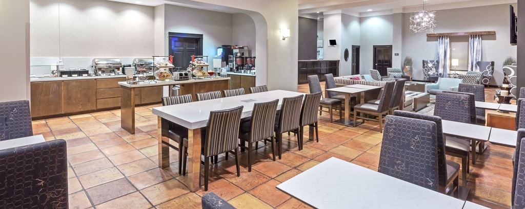 Restaurants im Residence Inn Laredo Del Mar