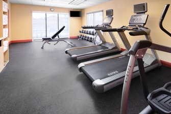 Laredo Hotel Fitness Center