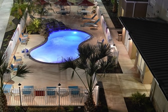 Laredo Hotel with Outdoor Pool