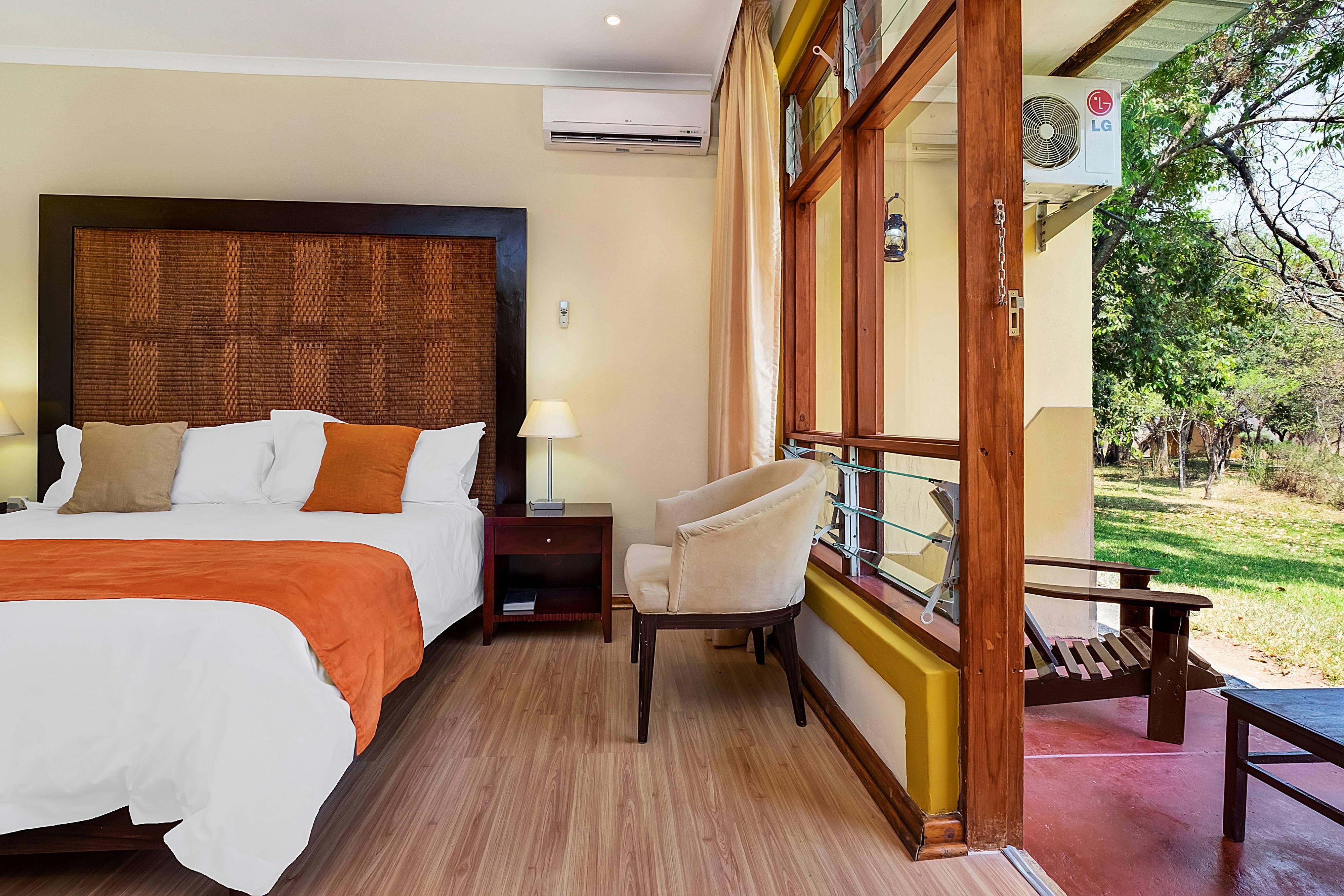 Standard-Gästezimmer mit Doppelbett