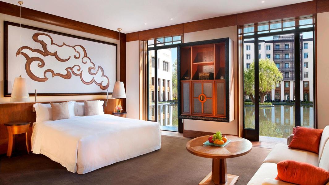 Villa Deluxe - Bedroom with Garden View