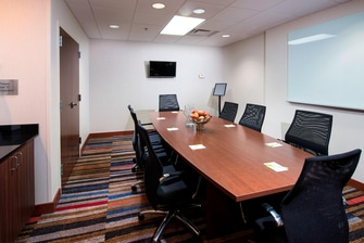 Lynchburg Hotel Conference Room