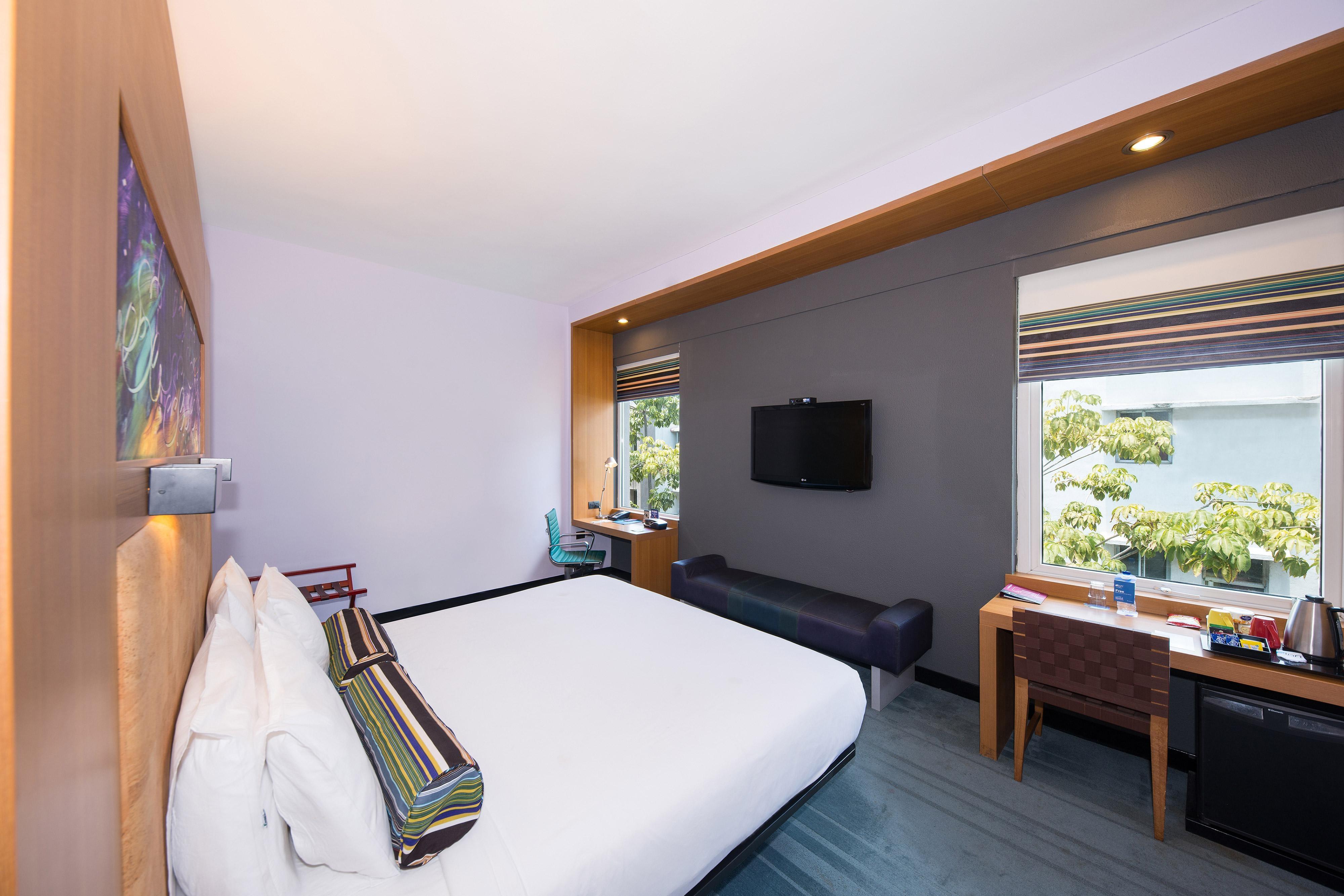 Chambre Premier avec lit king size