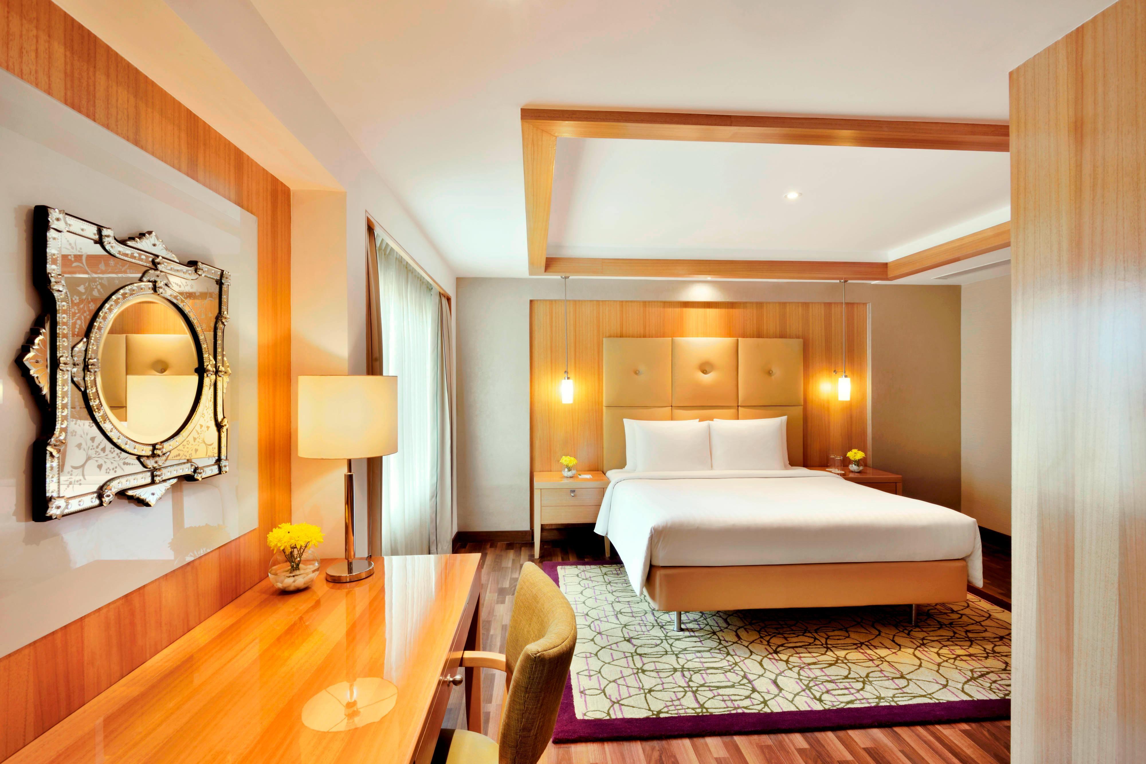 Chambre Premium Exécutive avec lit king size