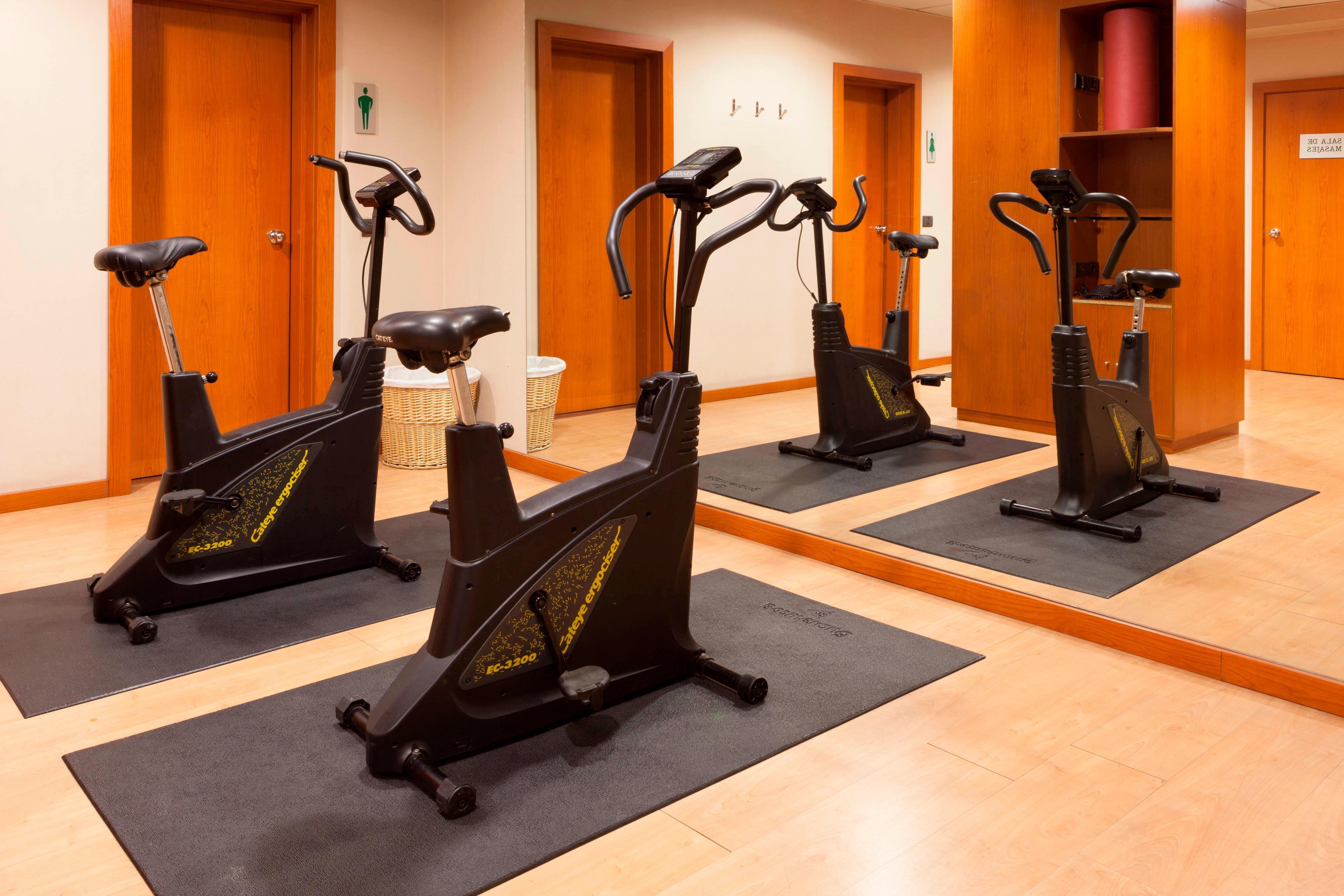 Hoteleigenes Fitnesscenter