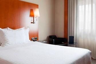 Habitaciones de hotel en Madrid