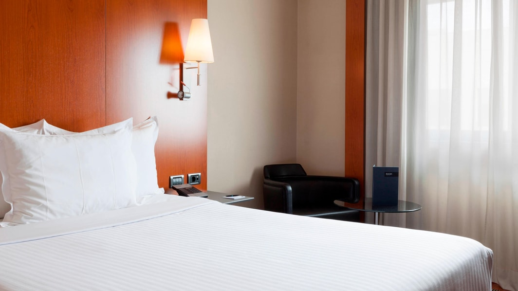 Hotel rooms in Madrid