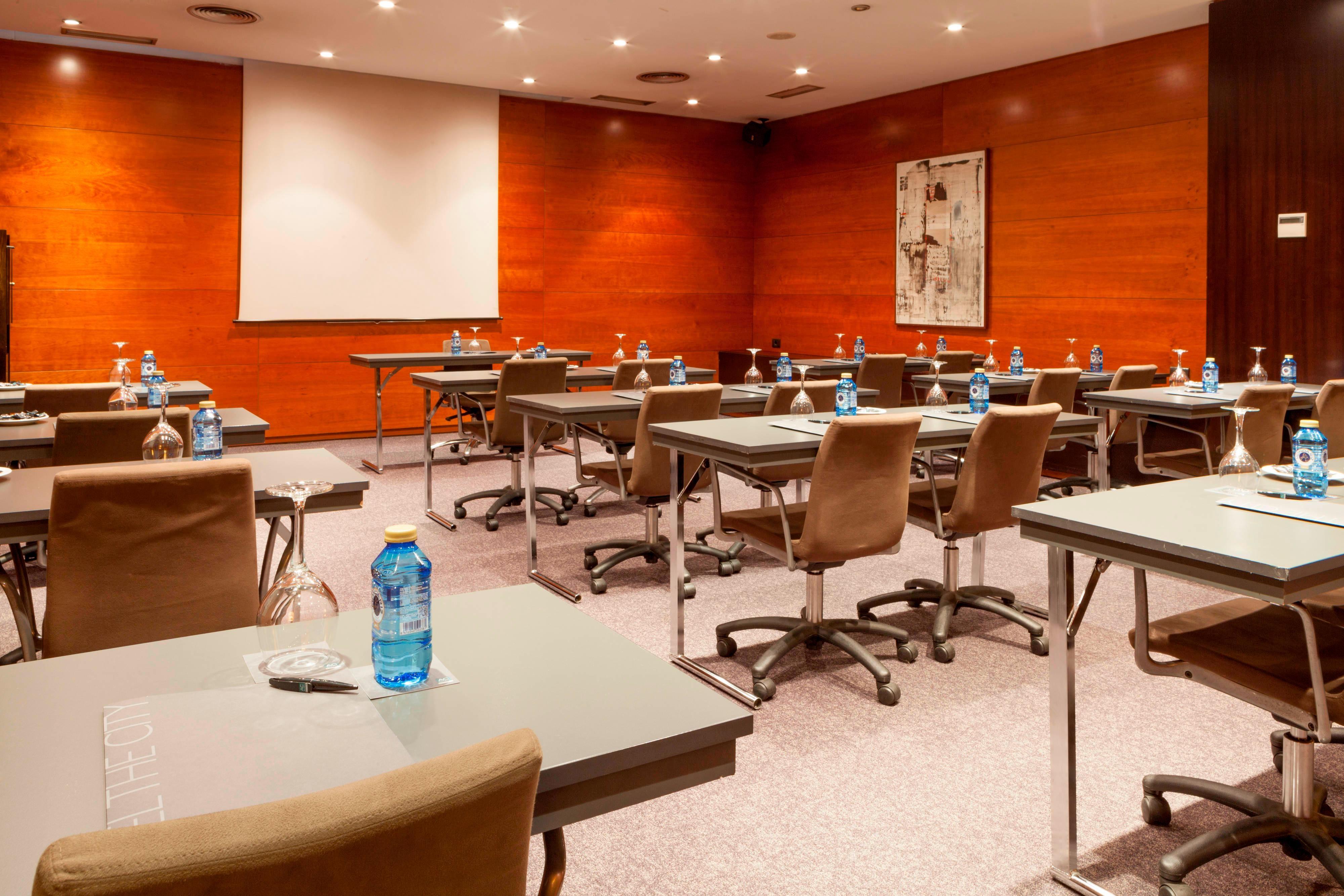 Meetingräume in Madrid Hotel