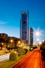 Cuatro Torres Business Area - Madrid