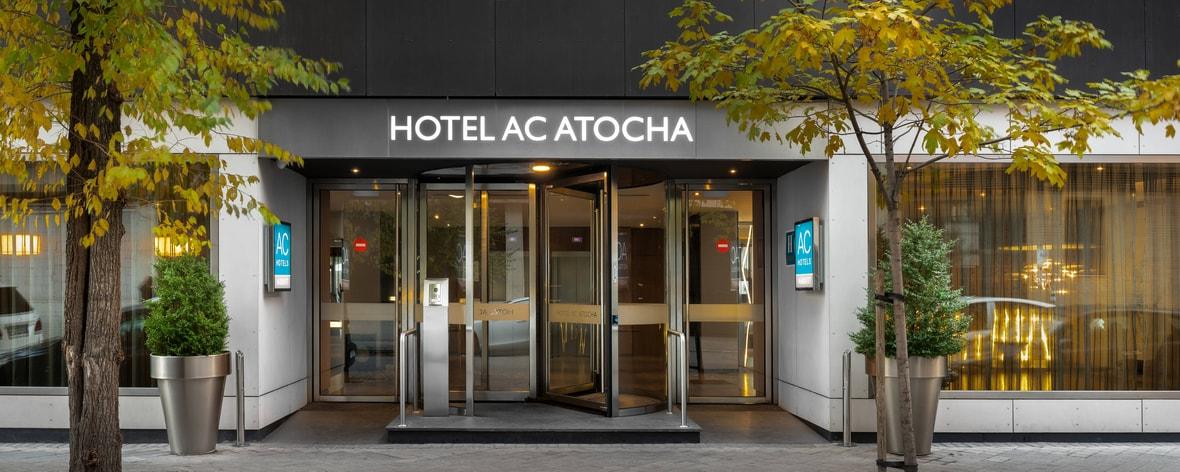 Hotels In Atocha Ac Hotel Atocha