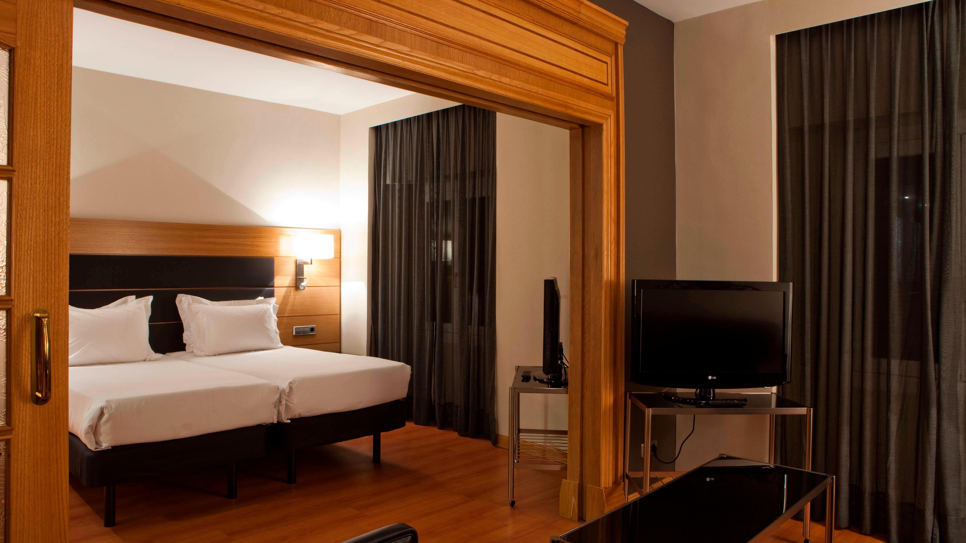Madrid hotel wide superior rooms