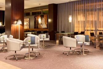 AC Lounge in Madrid hotel