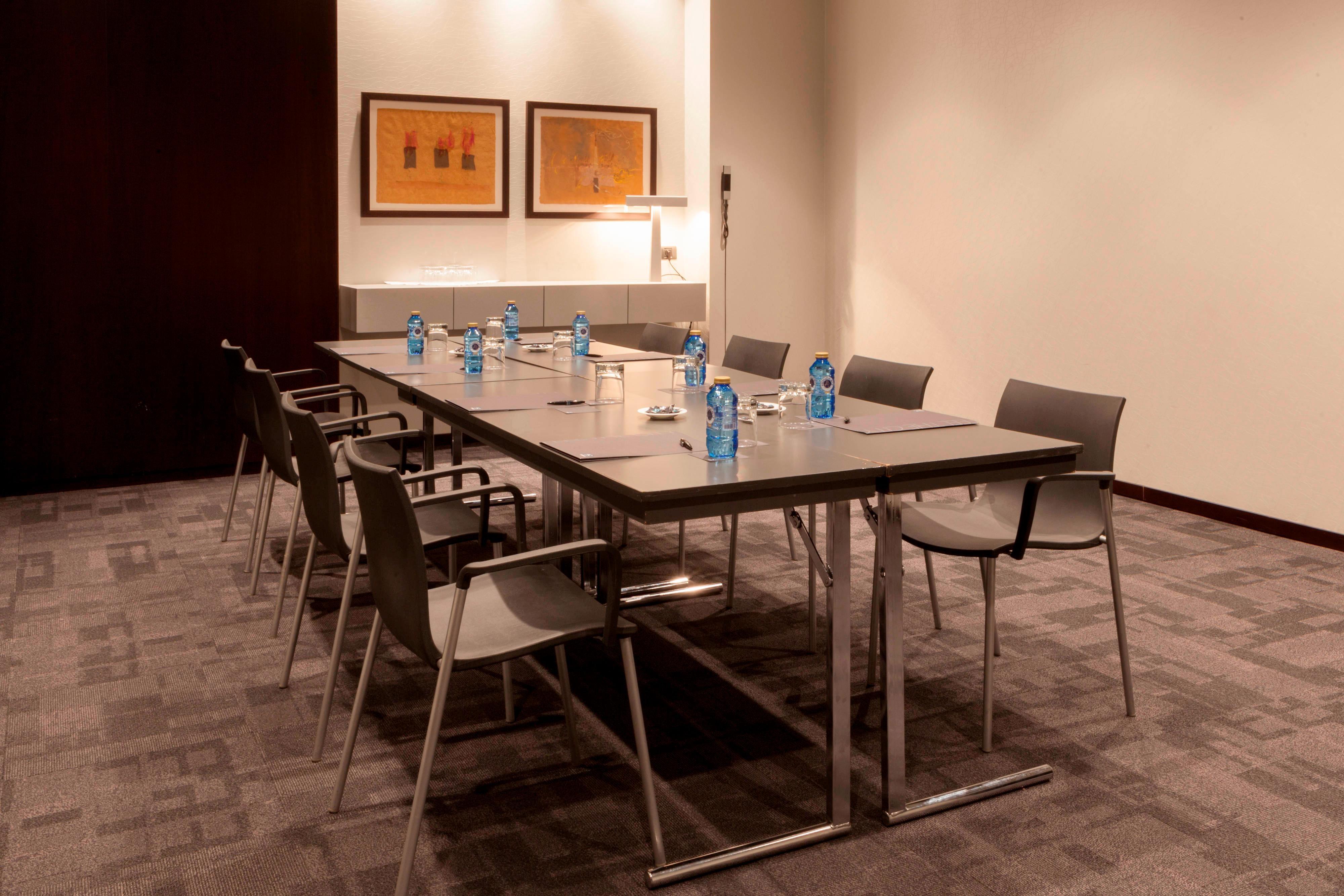 Consejo Meeting room in Coslada