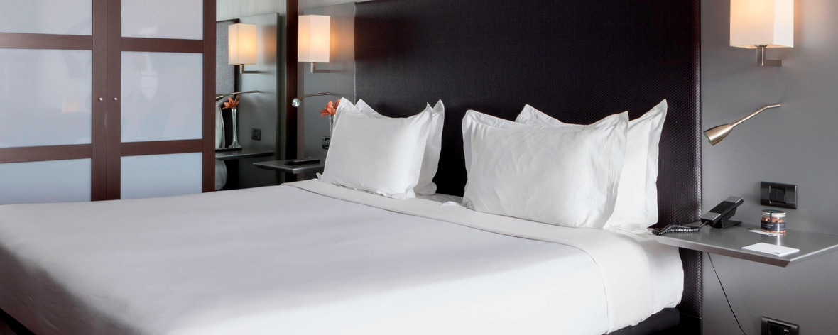 full equipped superior rooms in Madrid