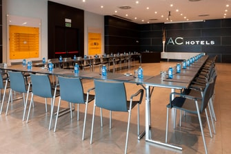 Madrid hotel with meeting rooms