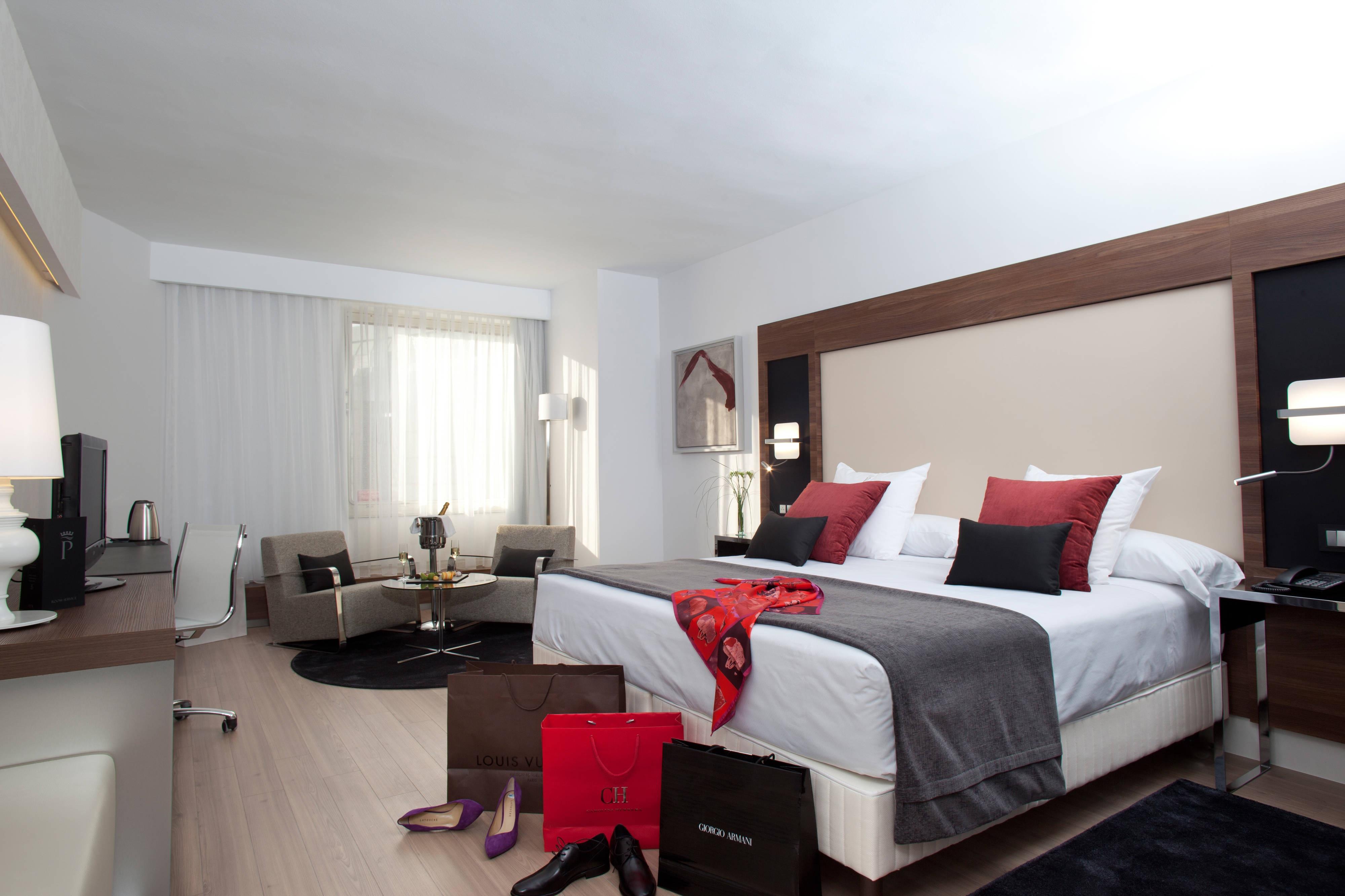 Habitación Premium King
