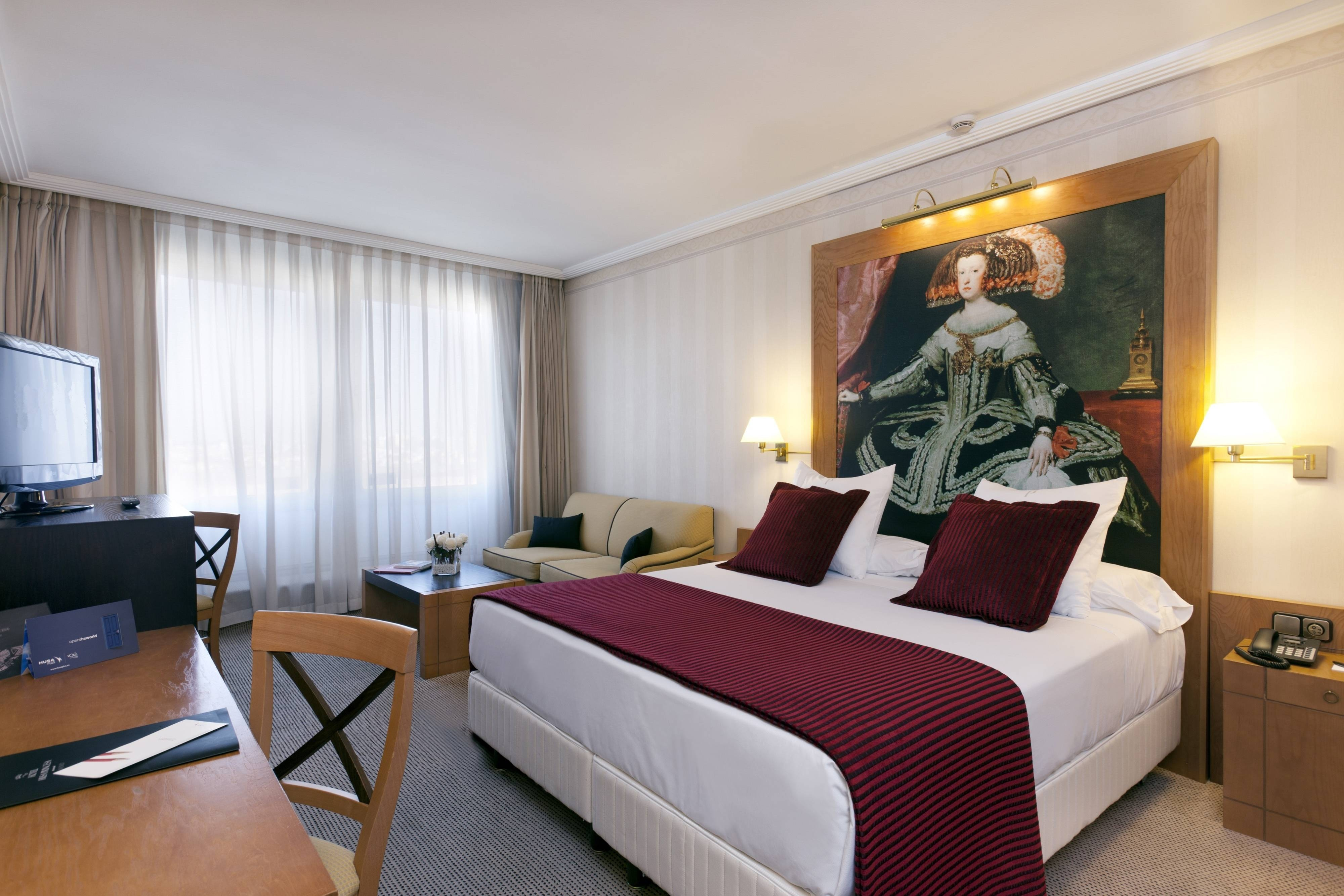 Comfort Queen Guest Room