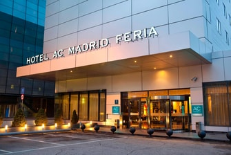 Hotel in Ifema Madrid