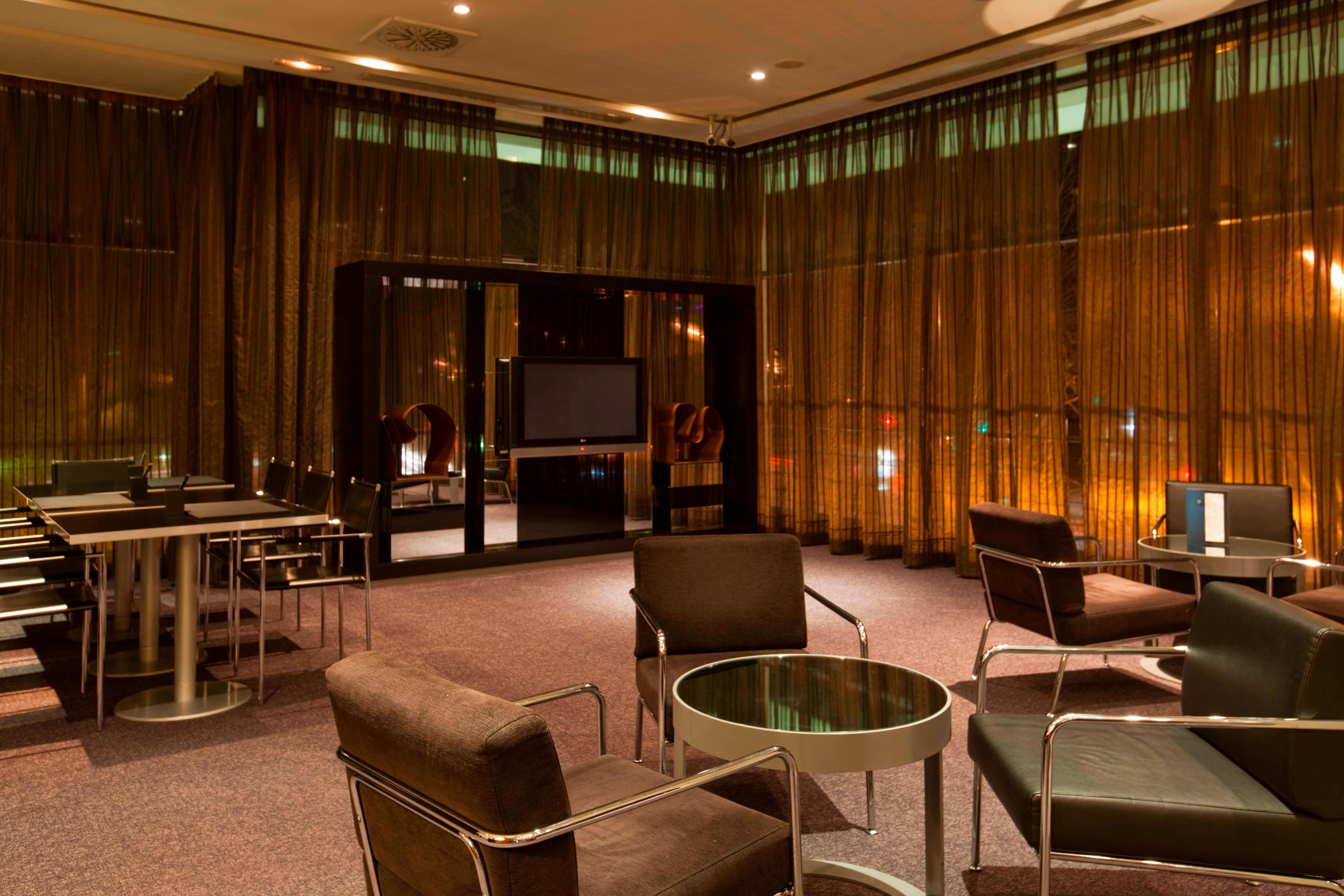 Bar del hotel en Guadalajara