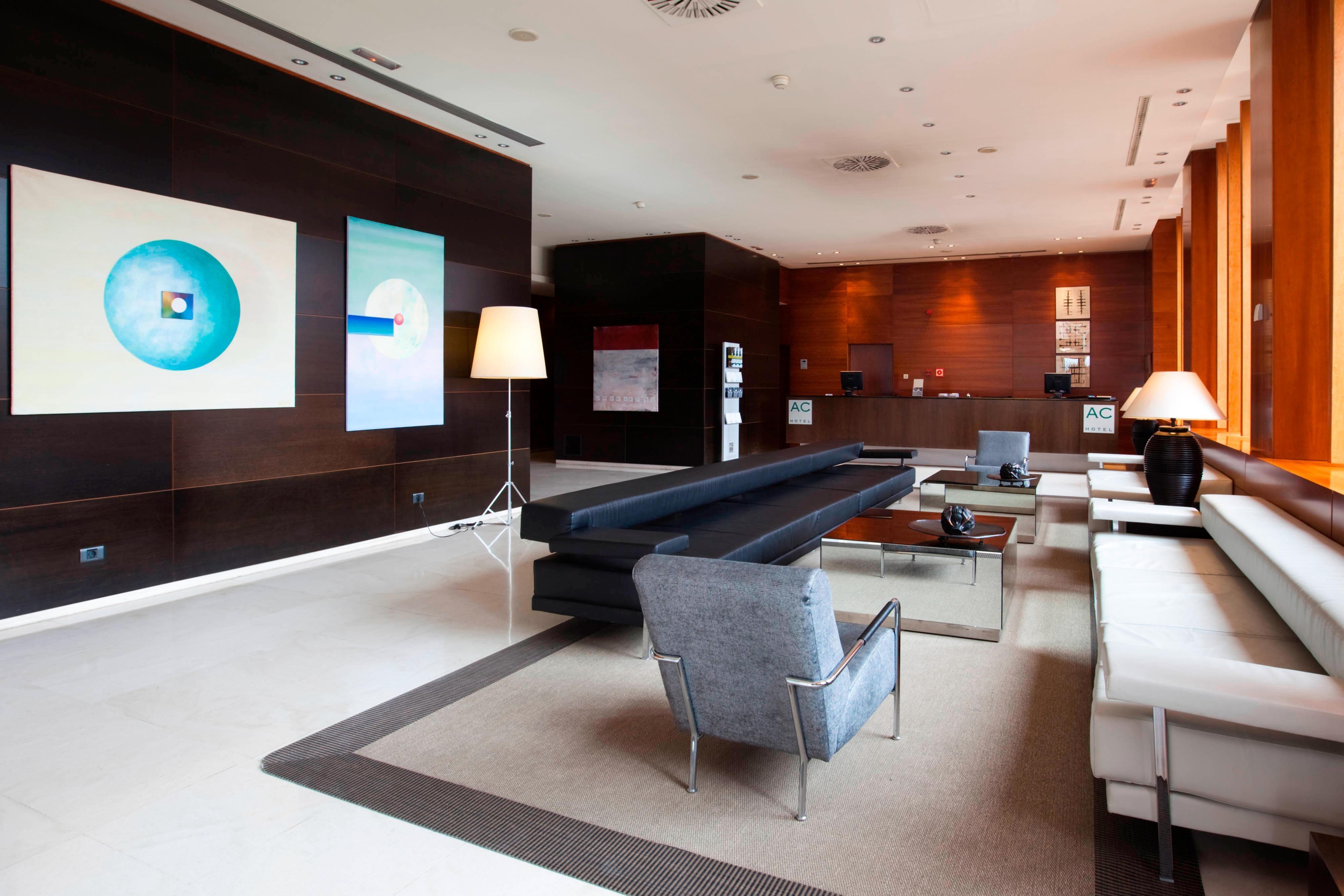 Hotel moderno en Guadalajara