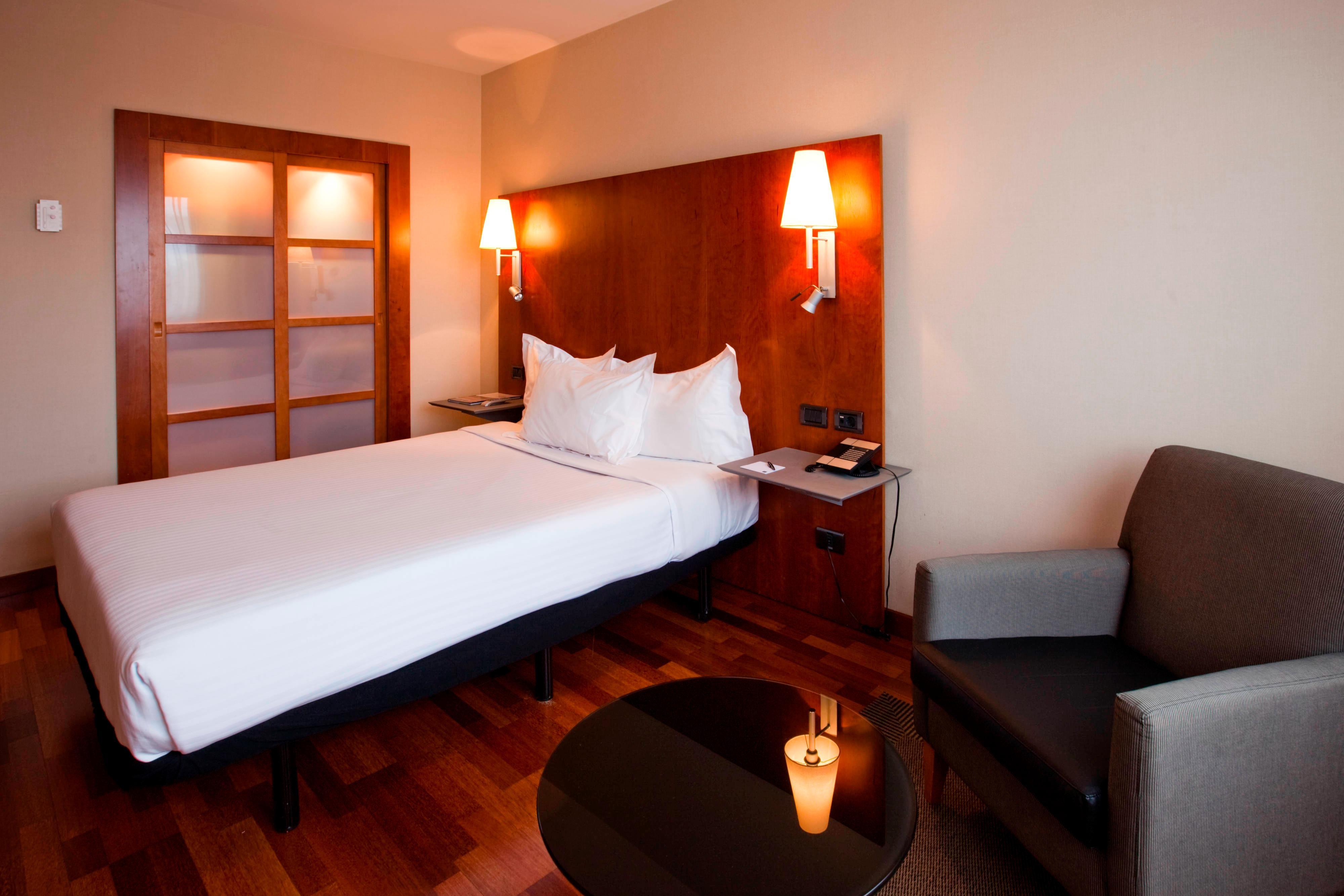 Habitaciones del hotel en Guadalajara