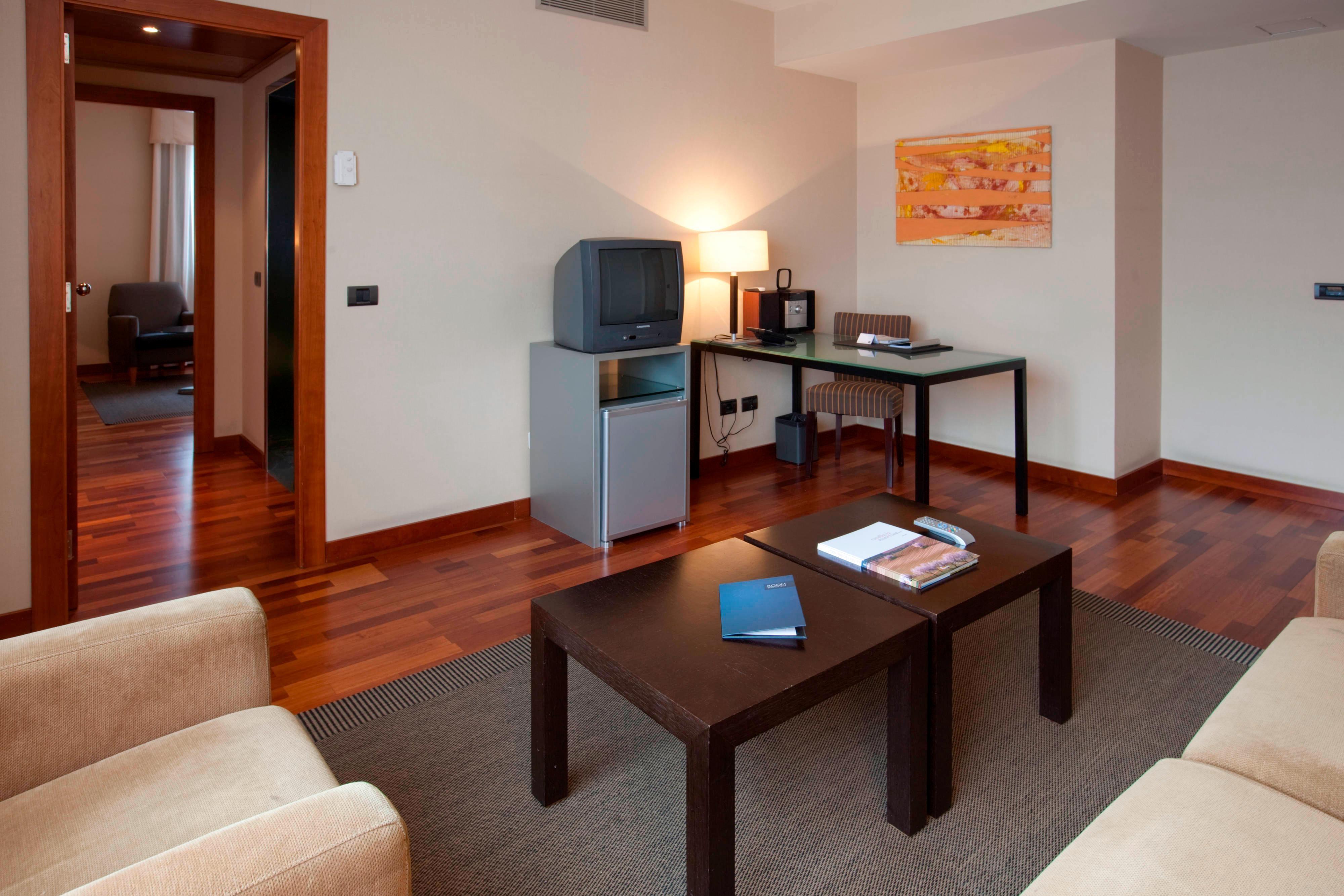 Habitación del hotel en Guadalajara