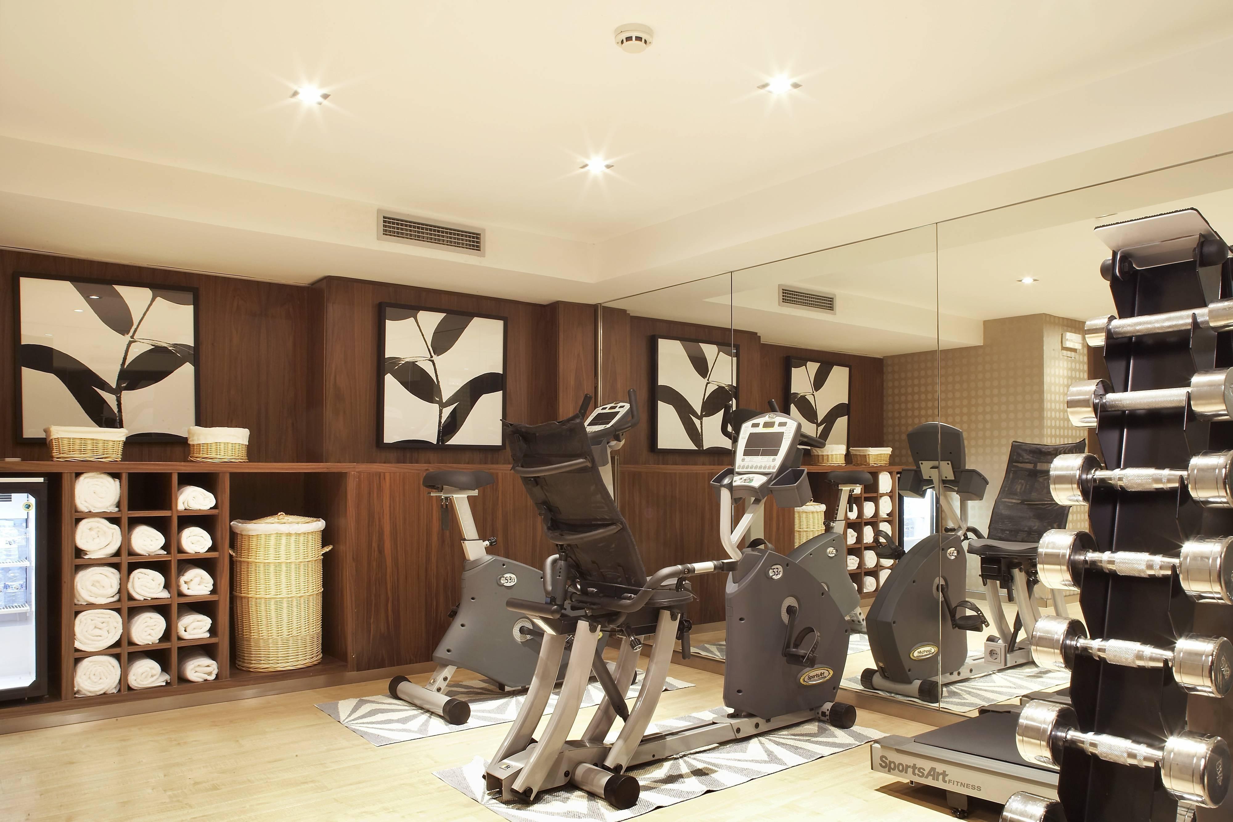 Fitness/Fitnessstudio Madrid Hotel