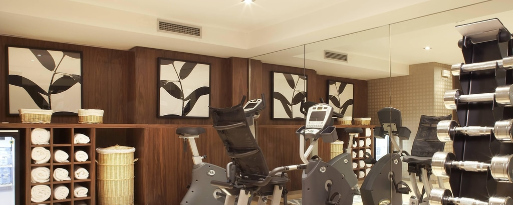 Fitness/Fitnessstudio Madrid Hotel