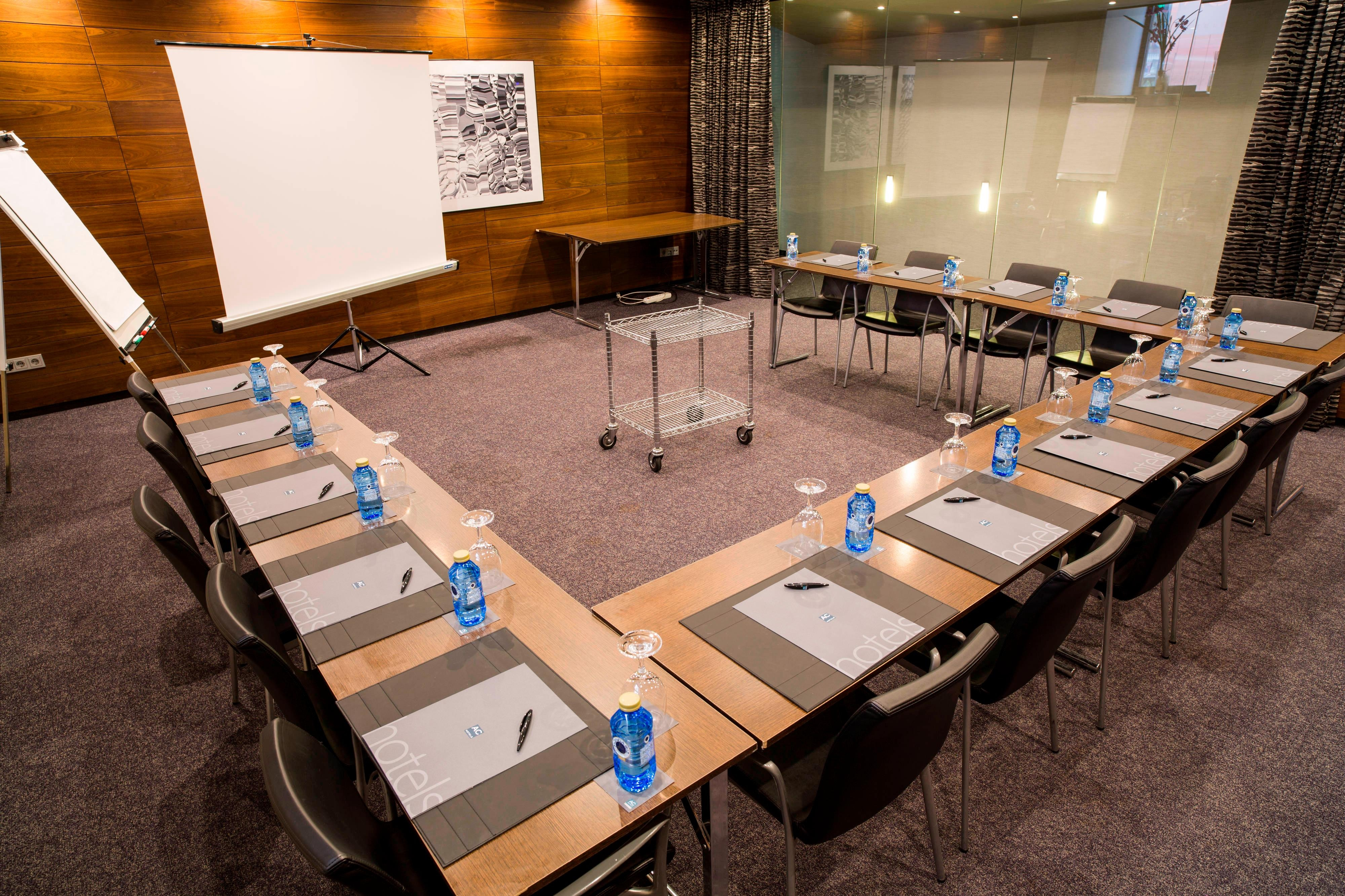 Business Meeting – Hotel Recoletos