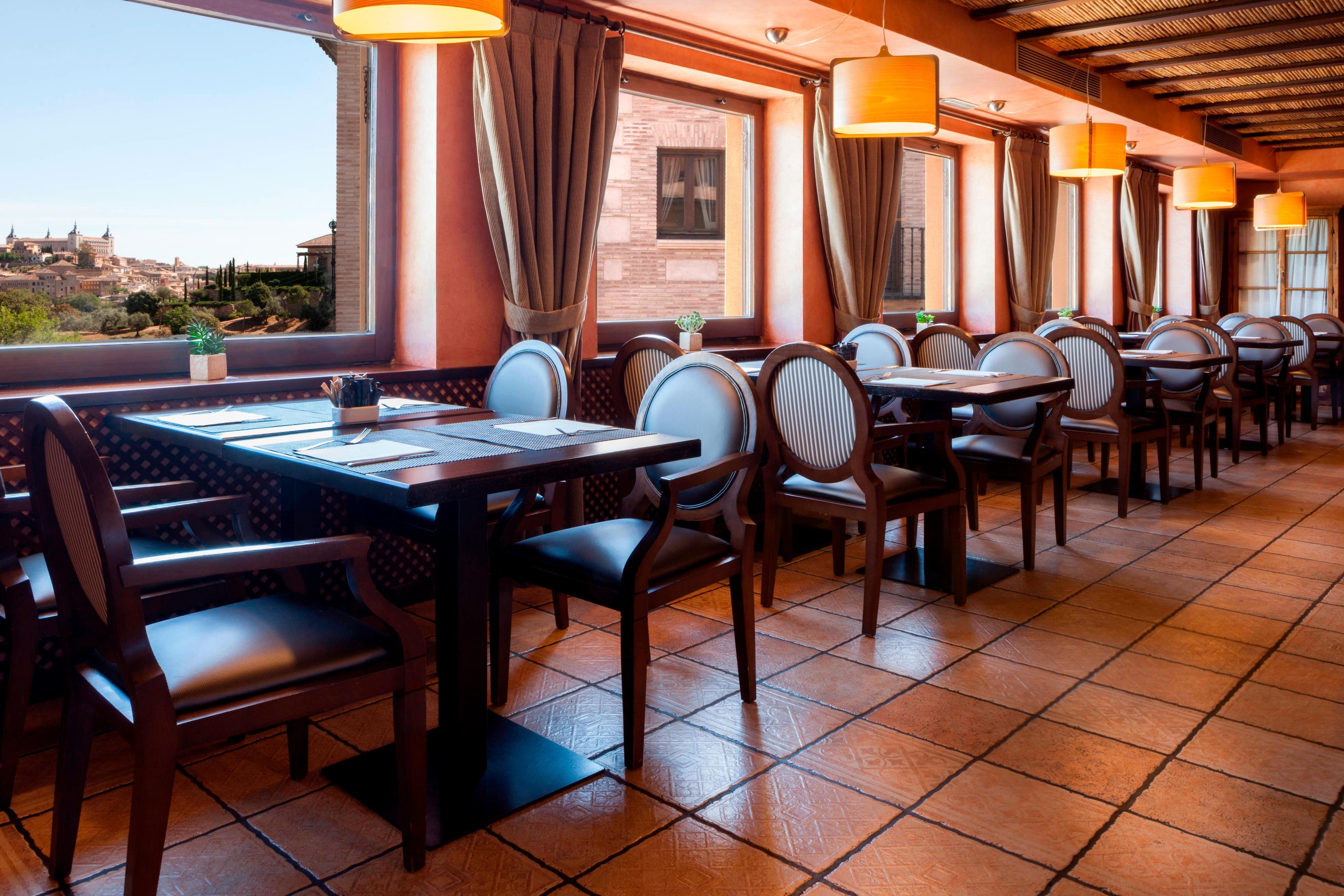 Breakfast in Toledo Hotel