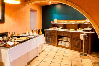 Breakfast Buffet hotel Toledo