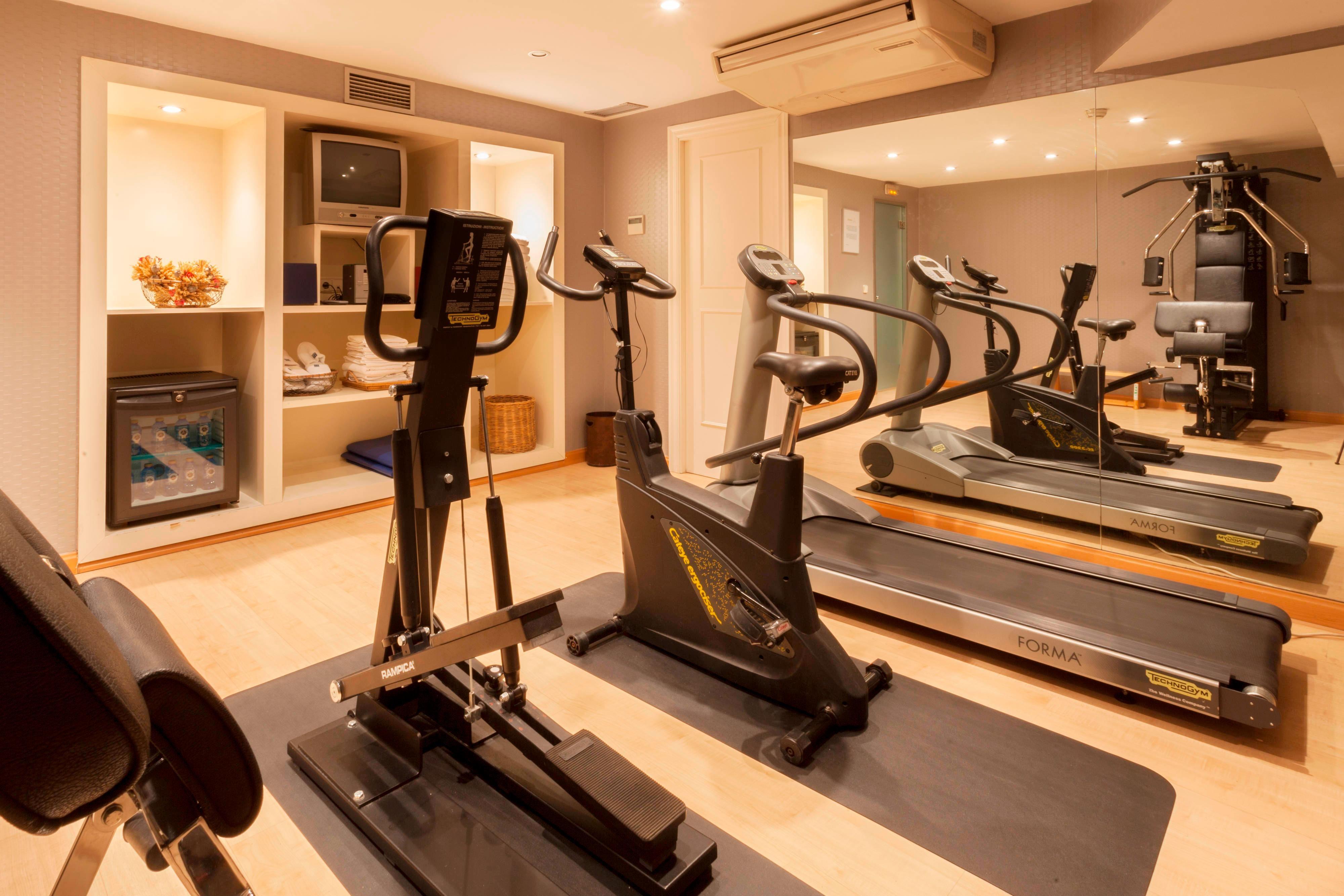 Gym AC Hotel Ciudad de Toledo