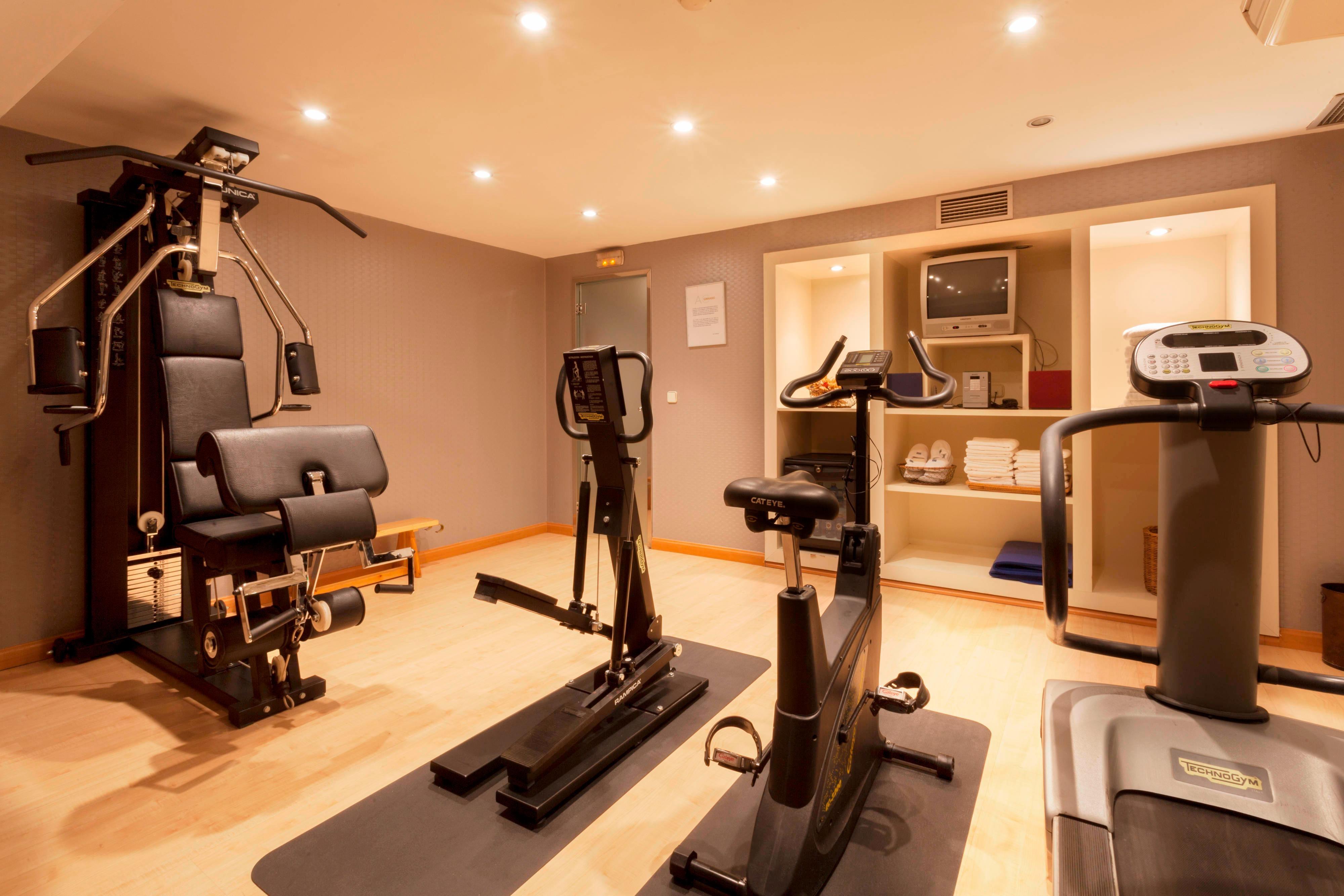 Gym Hotel AC Ciudad de Toledo